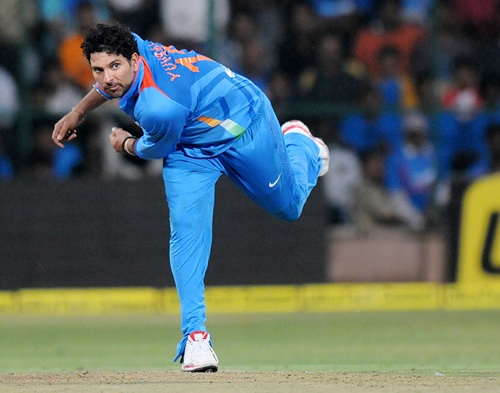 'Yuvraj, Jadeja are not world-class spinners'