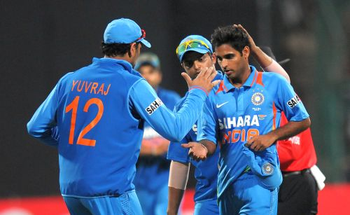 Bhuvneshwar Kumar
