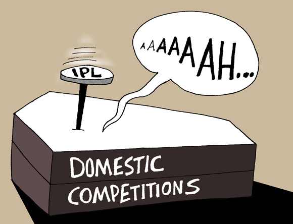 IPL has done more harm than good