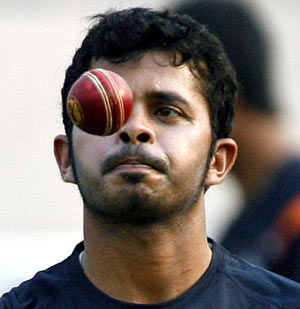 Sreesanth