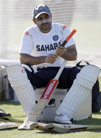 Indication of Sehwag making a comeback