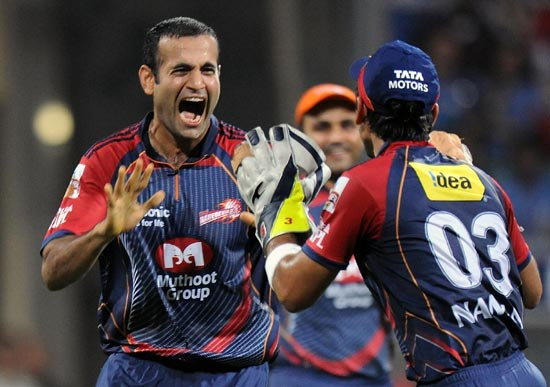 Delhi Daredevils chose to go for experience