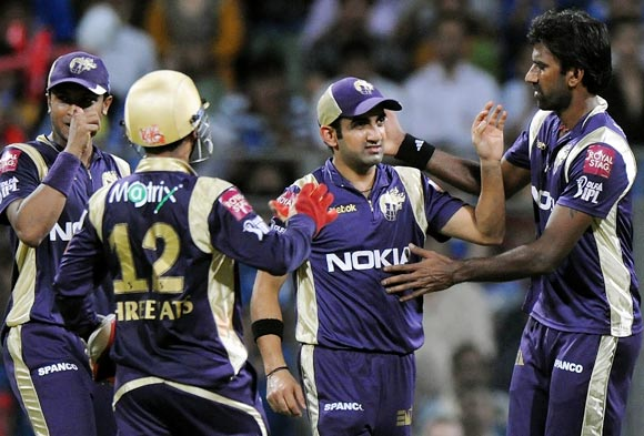 KKR can fancy their chances his season