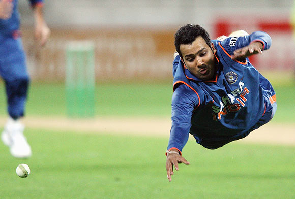 I want Rohit to play as many games as possible: Dhoni