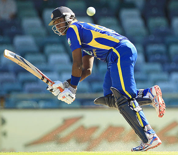Sri Lanka riding on Matthews' good form