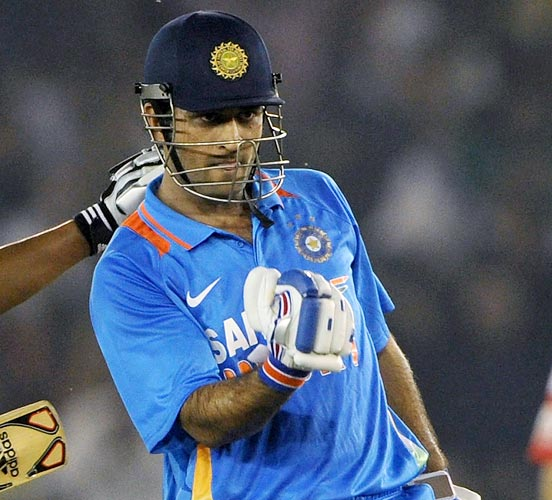 What makes Dhoni the best finisher in ODIs