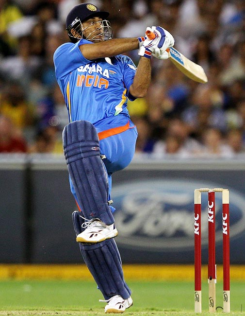 In 200 matches, Dhoni unbeaten 50 times