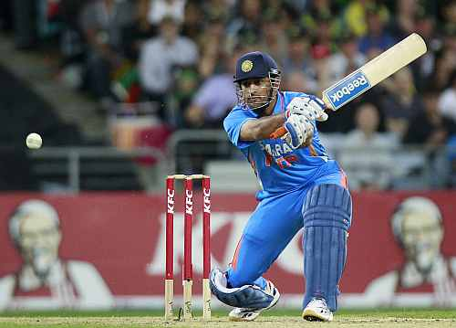 Dhoni has worked out a method