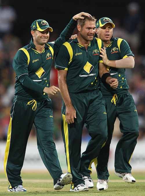 'This is Michael Clarke's team'