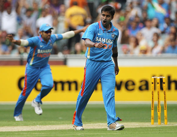 There are a few areas I can improve: Vinay Kumar