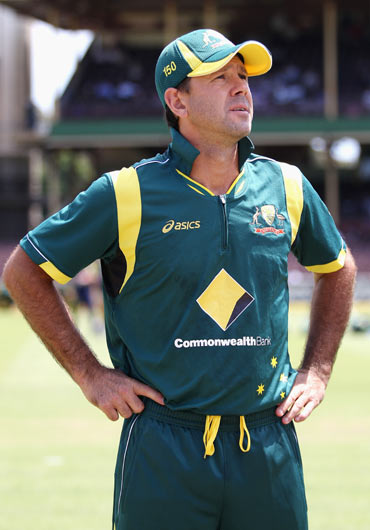 'I'd like to see Ponting in our team all the time but...'