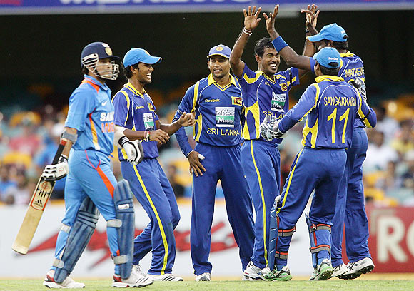 Kulasekara proves successful for Sri Lanka