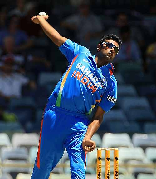 Ashwin only Indian bowler in top-20