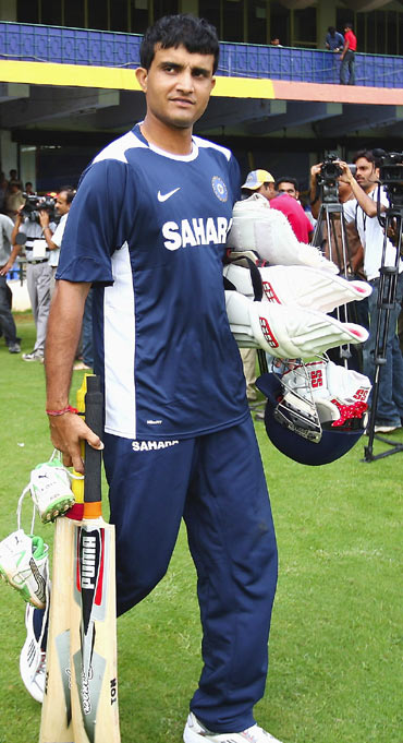 Ganguly has won the most consecutive Man-of-the-Match awards in ODIs