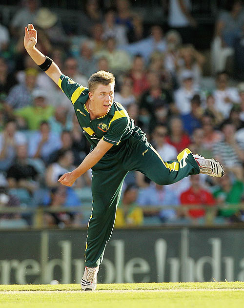 Doherty, the pick of the Australian bowlers