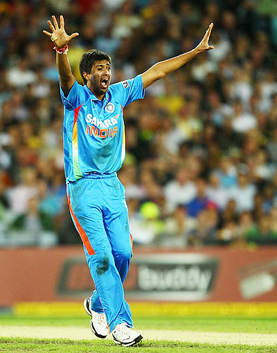 Rahul Sharma could replace Jadeja