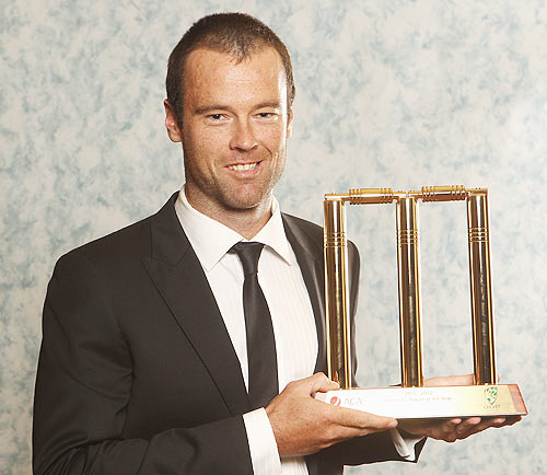 Quiney wins Domestic Player of the Year award