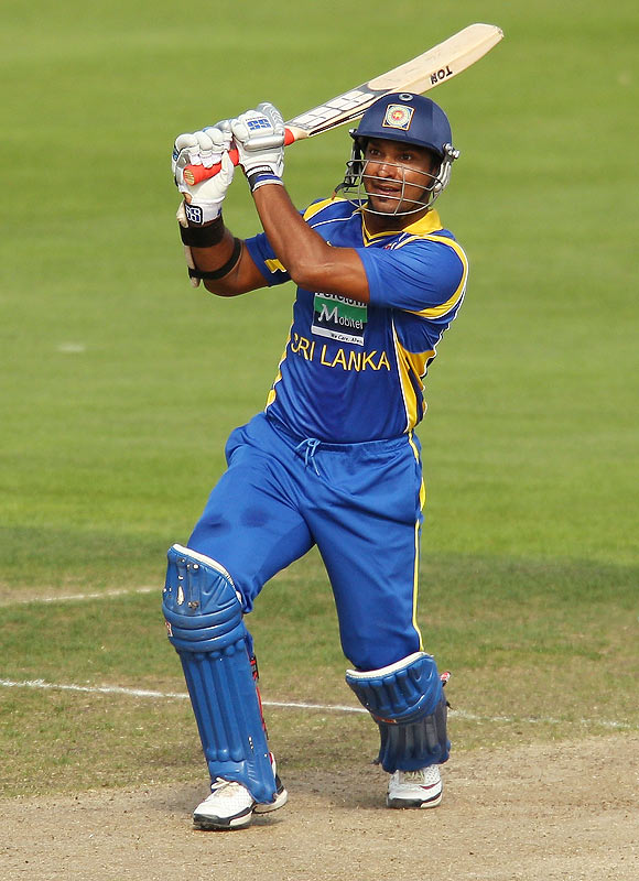 Sangakkara solid and sure