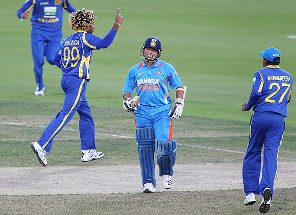 Malinga gets his revenge