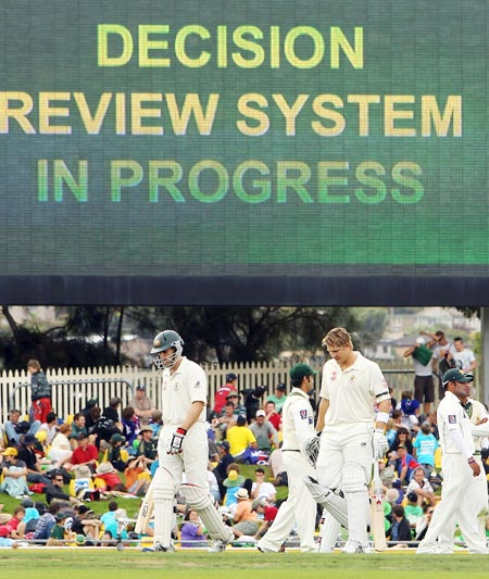 DRS will always be controversial: MacGill