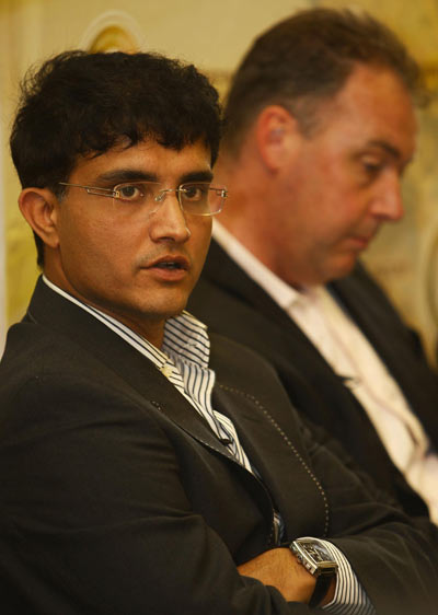 Daunting, but not impossible task for India: Ganguly