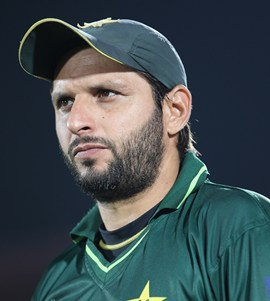 Shahid Afridi