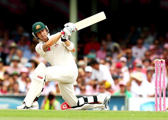 Clarke registers highest score at SCG