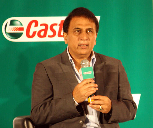 Sunil Gavaskar