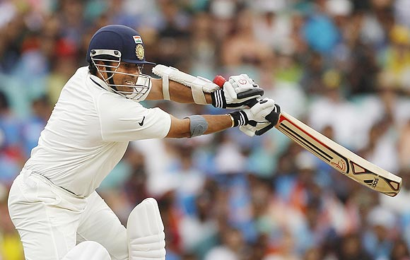 Tendulkar drops to 9th as Indians slip in Test rankings