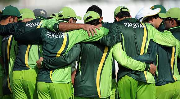 The Pakistan cricket team