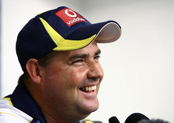 Australia coach Mickey Arthur