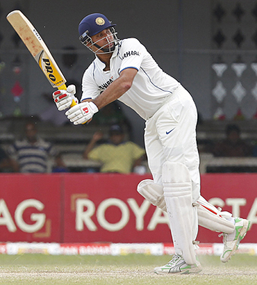'Laxman has no plans of hanging up his boots'