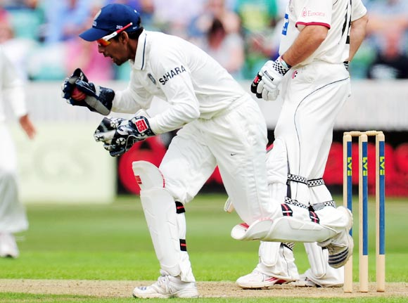 Saha is not new to Australian conditions