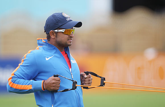 I think the batting department will click: Raina