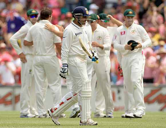 Will Sehwag save India with another special in Adelaide?