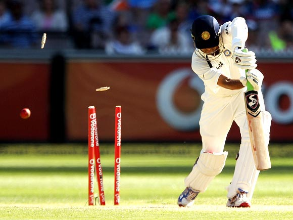 Shastri lambasts Indian batters for poking at fifth stump
