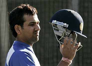 Rohit Sharma expects to get a match