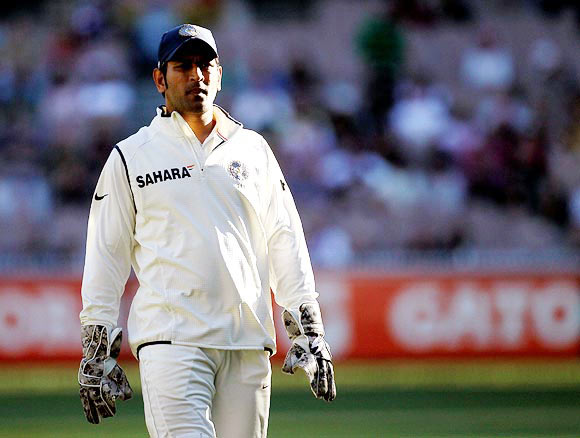'Unfair to make Dhoni a scapegoat'