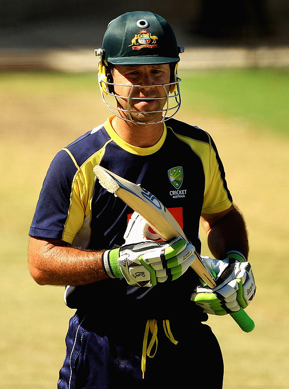 'Ponting will never reach the statistical peak of Tendulkar'
