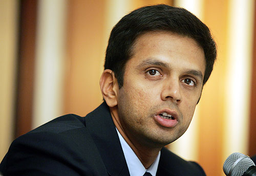 Dravid open to coaching Team India in future