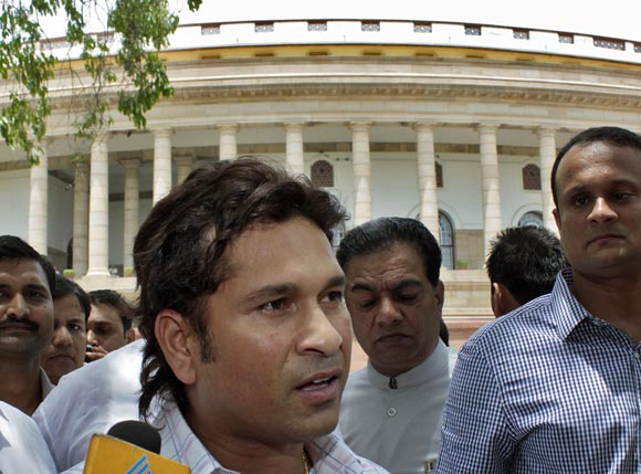 Tendulkar's participation not clear