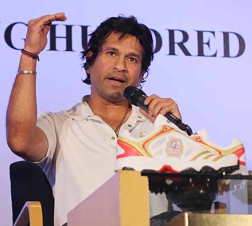As long as I am enjoying, I'll continue playing ODIs: Tendulkar
