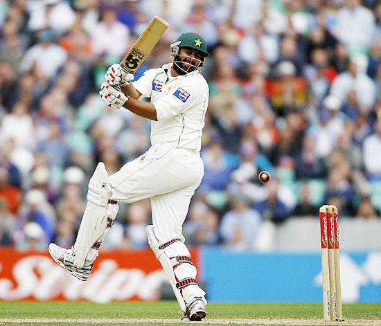 Inzamam-ul-Haq of Pakistan hits out