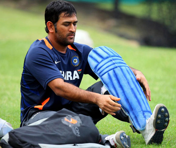 MS Dhoni is not very fond of tinkering with his playing XI