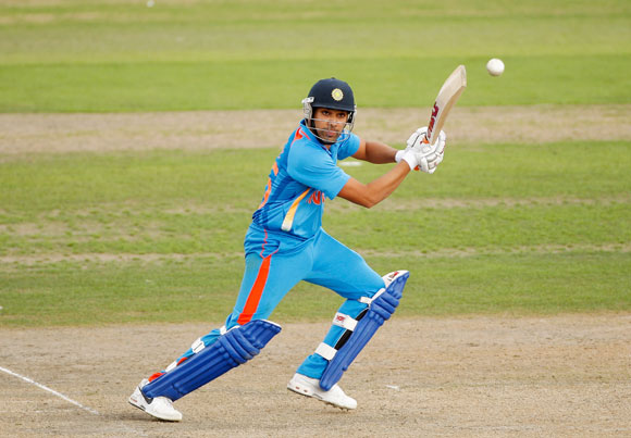Rohit Sharma has failed to deliver