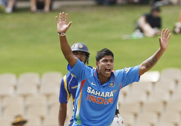 Umesh Yadav has leaked a lot of runs