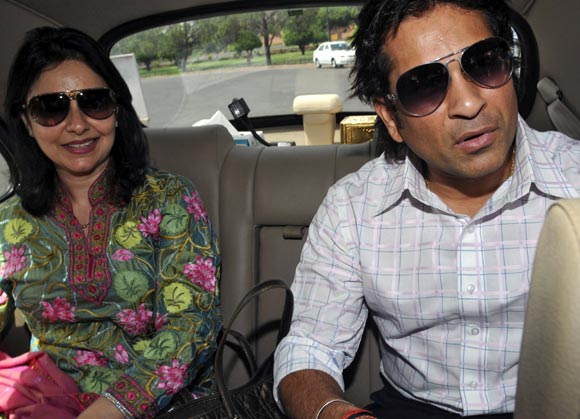 Tendulkar wants to be remembered as someone who contributed to all sports