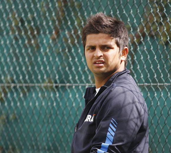 'Raina has the skill to make big scores in the Test arena'