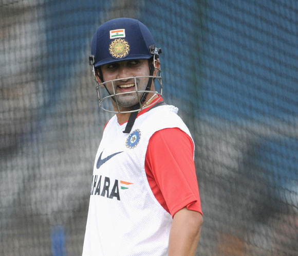 Gambhir finds himself in top 20
