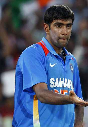 Ashwin's economy rate not flattering